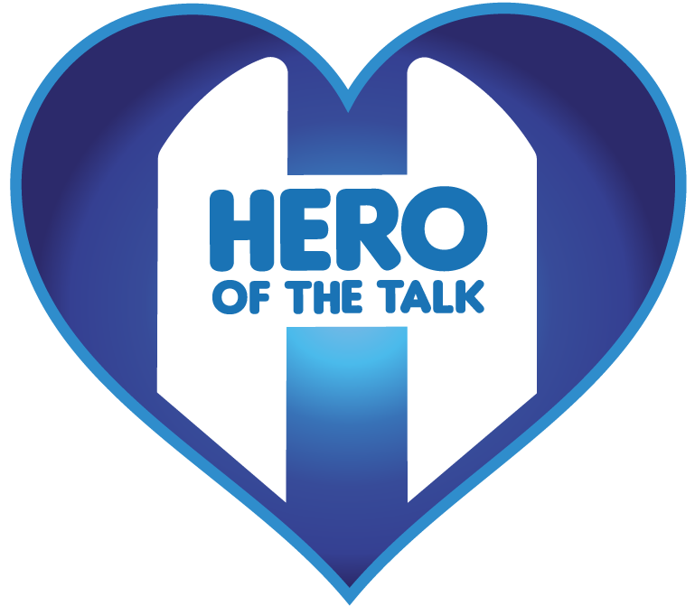 Hero of the Talk